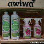 wc mobil Toilettenzusatz von awiwa - Wohnmobil und Nachhaltigkeit