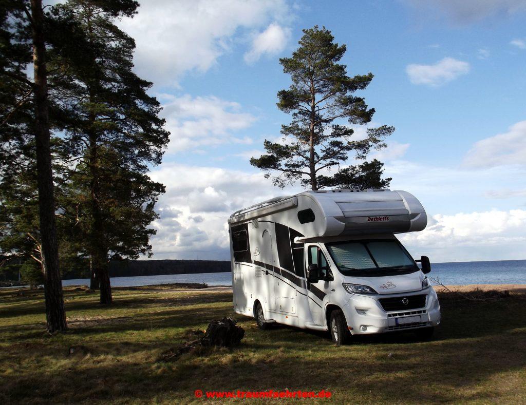 Wohnmobilurlaub Schweden