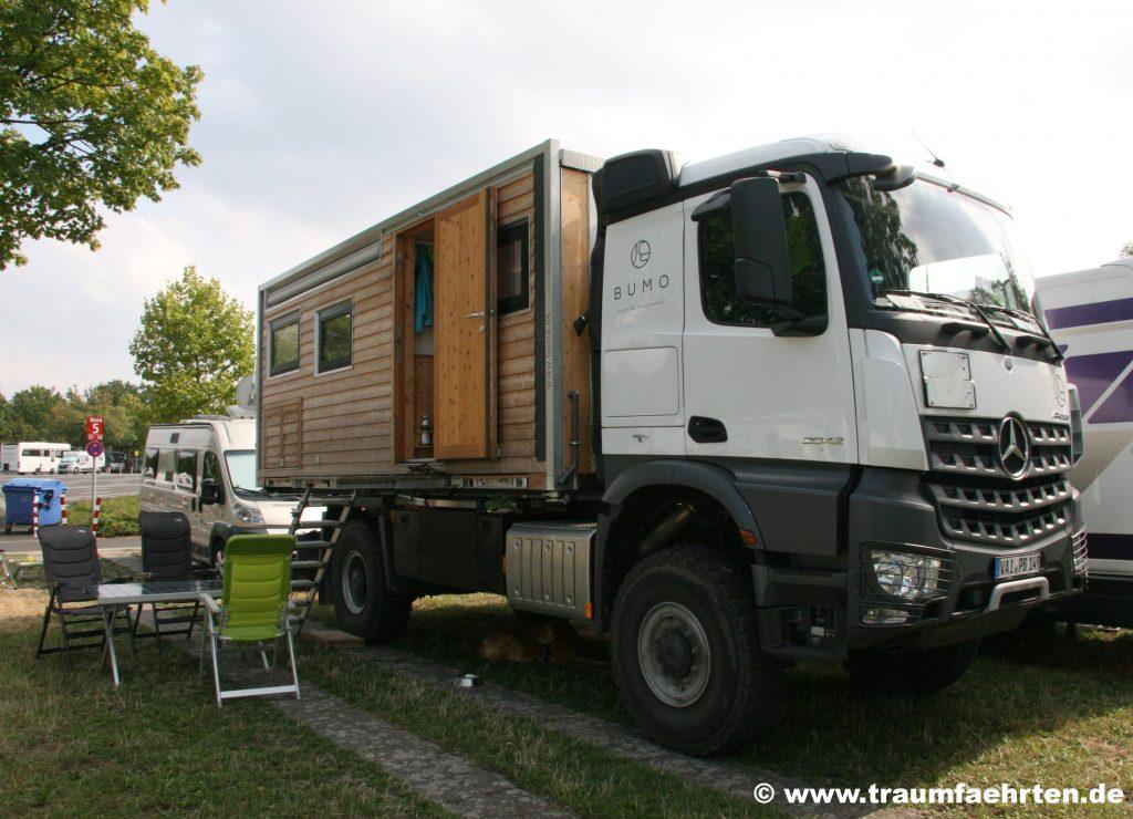 Caravan Salon Düsseldorf BUMO