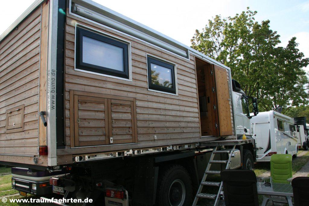 Wohnmobil und Nachhaltigkeit - BUMO
