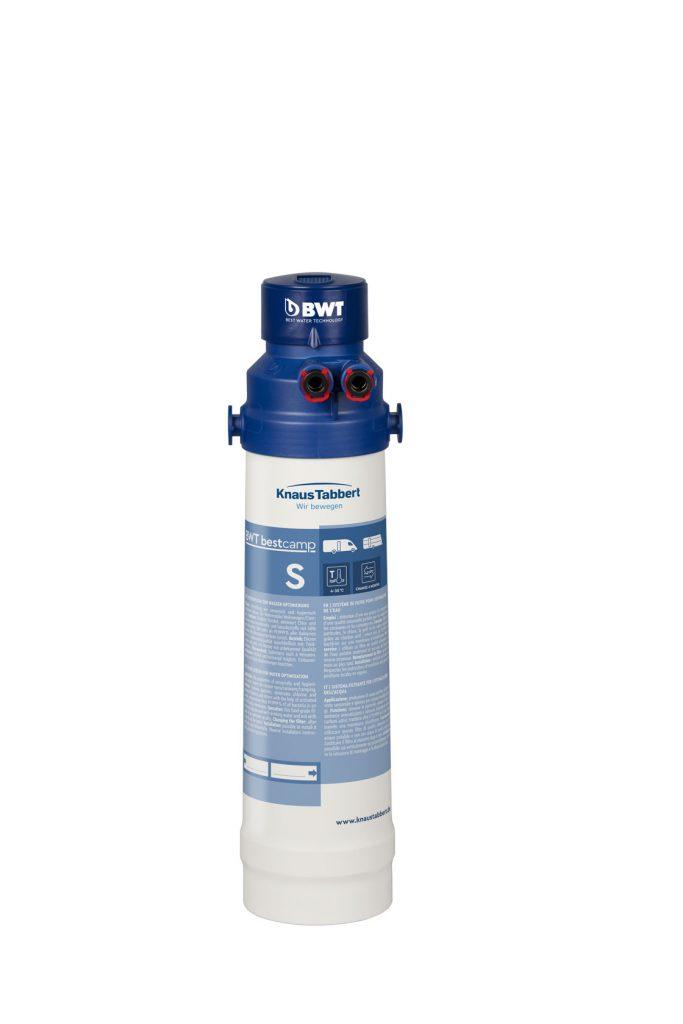 Praxistest des BWT Bestcamp Wasserfilters