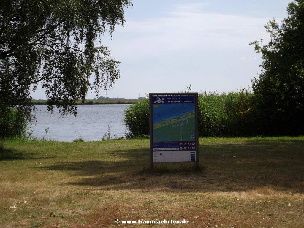 Badestrand Camping De Wielewaal