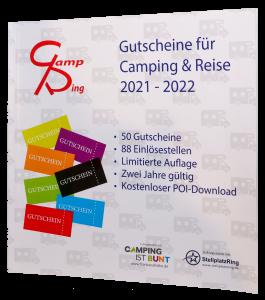 Reisen und sparen - Gutscheinheft CampRing