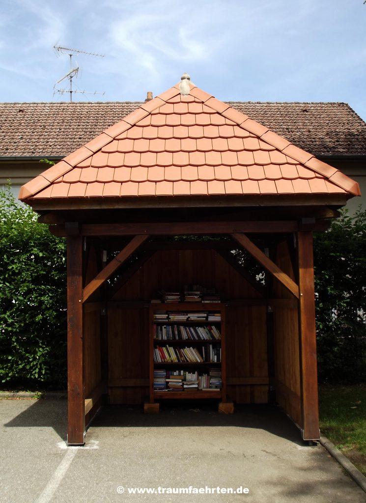 Cabinet de Livres Wingen-sur-Moder