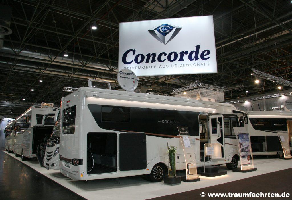 Wohnmobil und Nachhaltigkeit bei Concorde