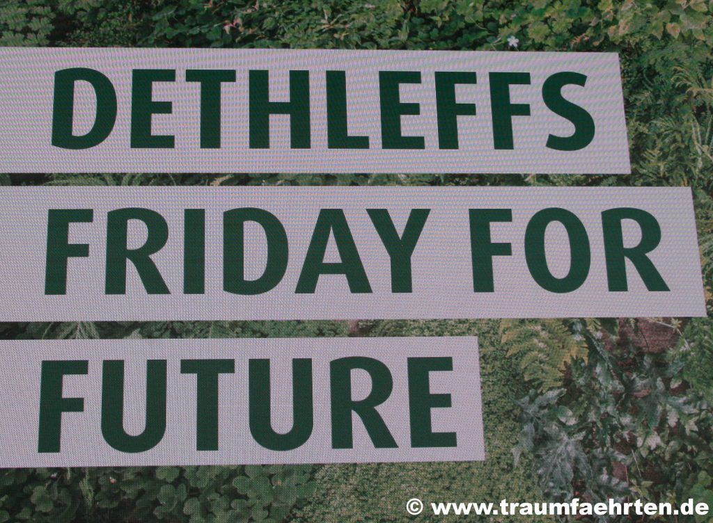 Dethleffs Friday for Future