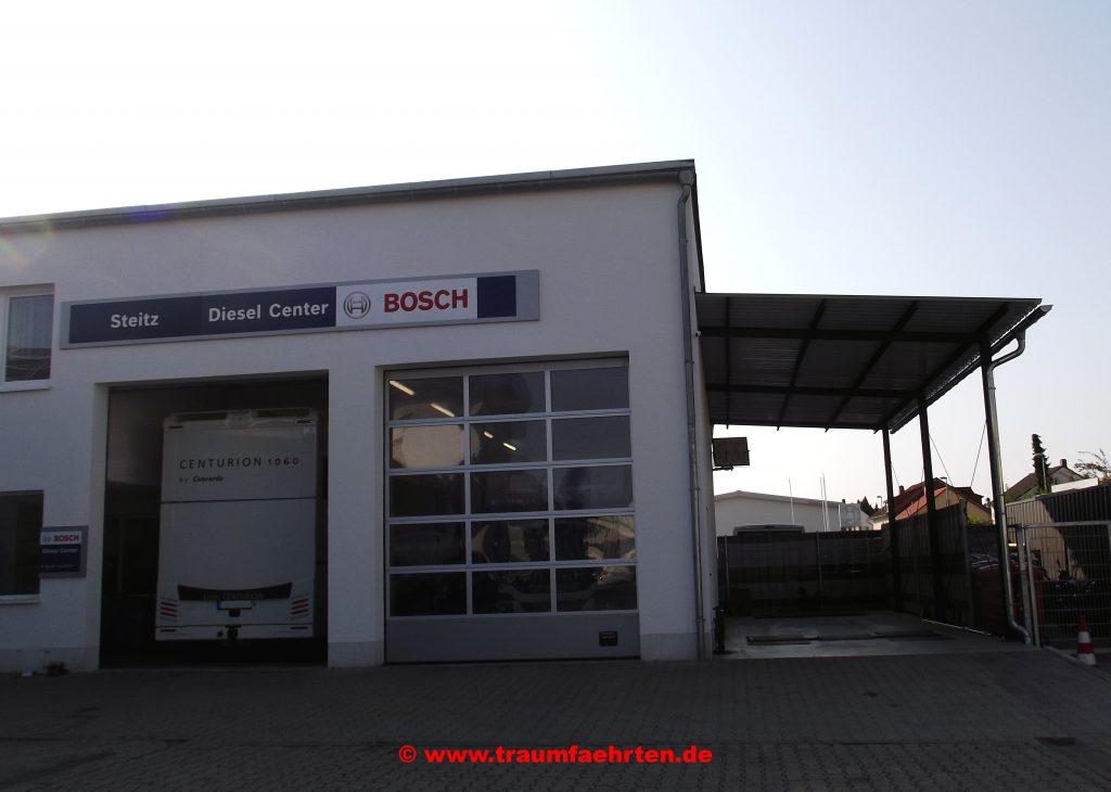 Webasto Dieselheizung im Wohnmobil