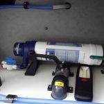 Nachrüstung des BWT Bestcamp Wasserfilters in unserem Wohnmobil