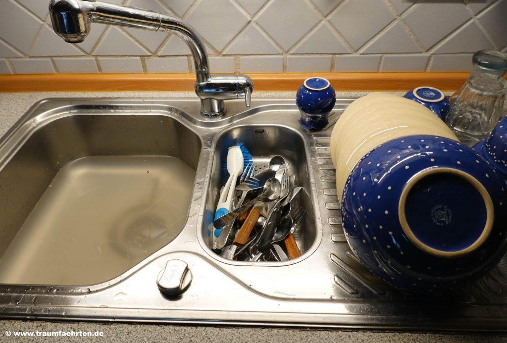Awiwa Handspülmittel »shine« Praxistest zu Hause