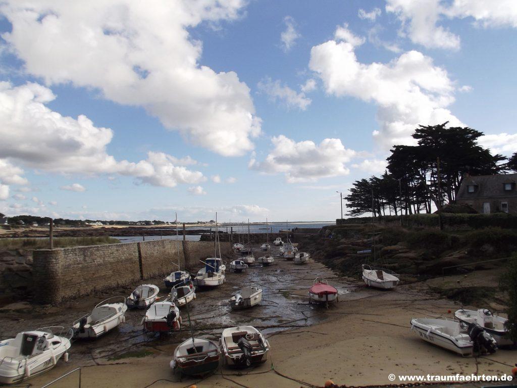 Hafen von Lérat