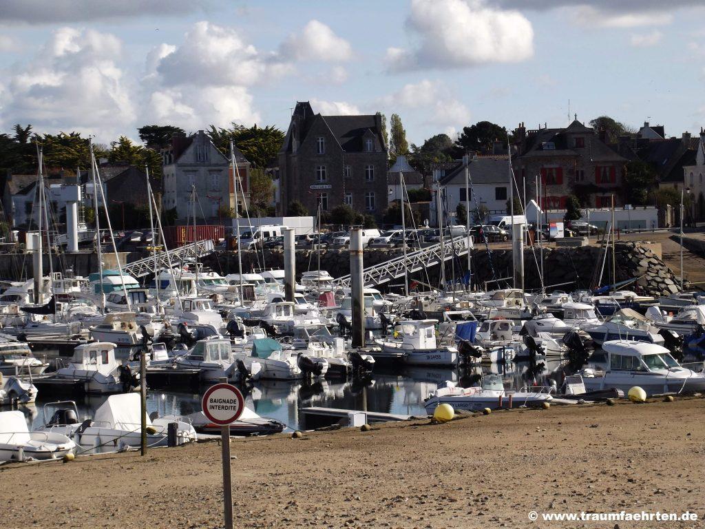 Piriac-sur-Mer Hafen