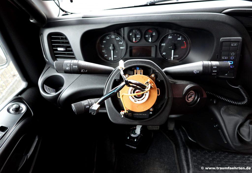 Wohnmobil Airbag