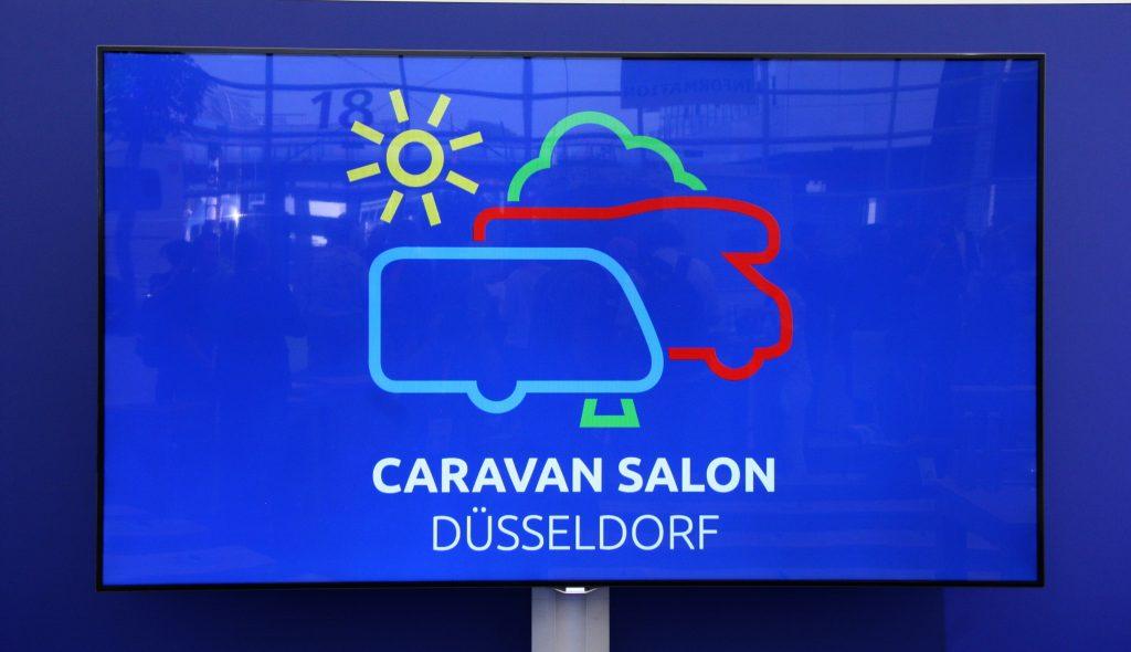 Mitnahmeliste für den Caravan Salon