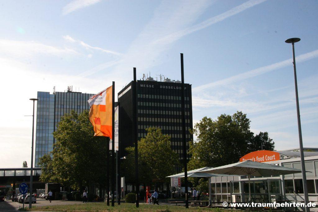 Nachhaltigkeit Messe Düsseldorf