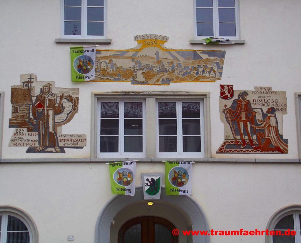Wohnmobilstellplatz in Kisslegg