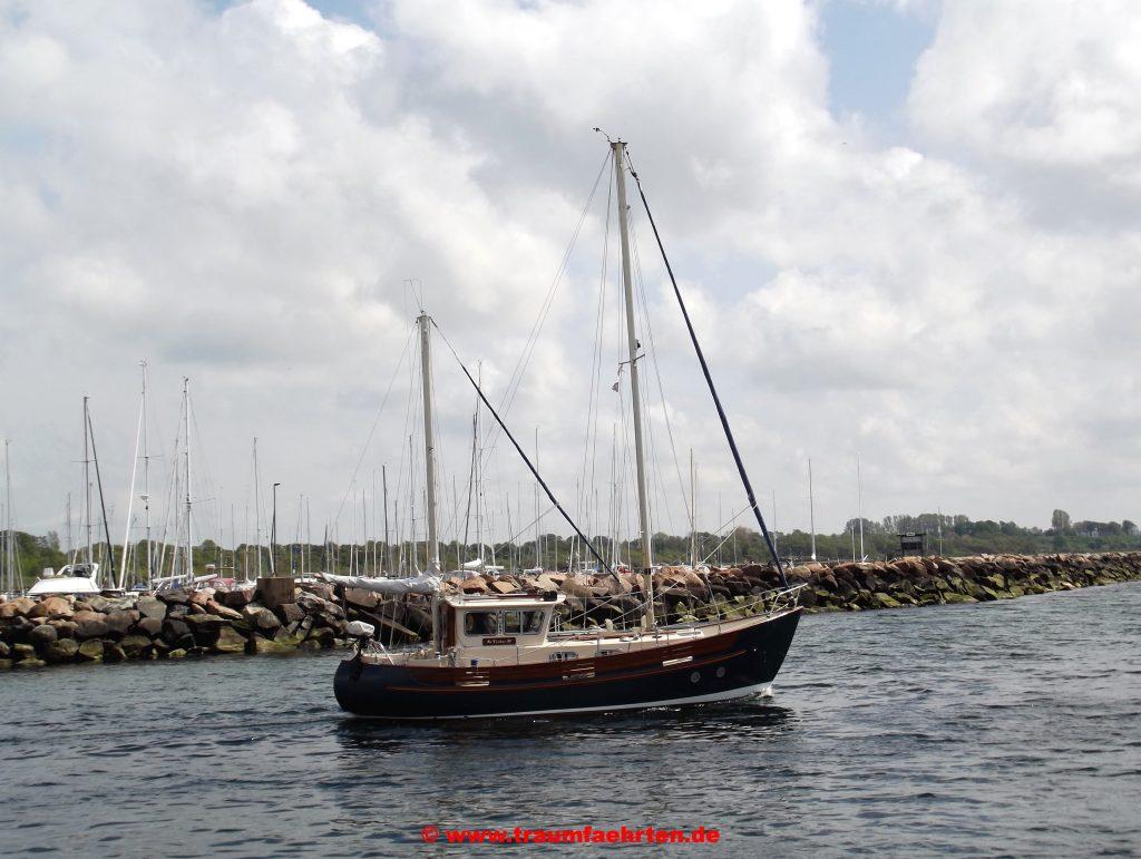 Fischkutter Südschweden