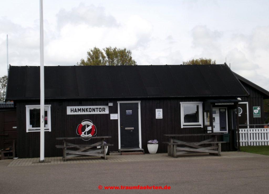 Hafenkontor in Råå