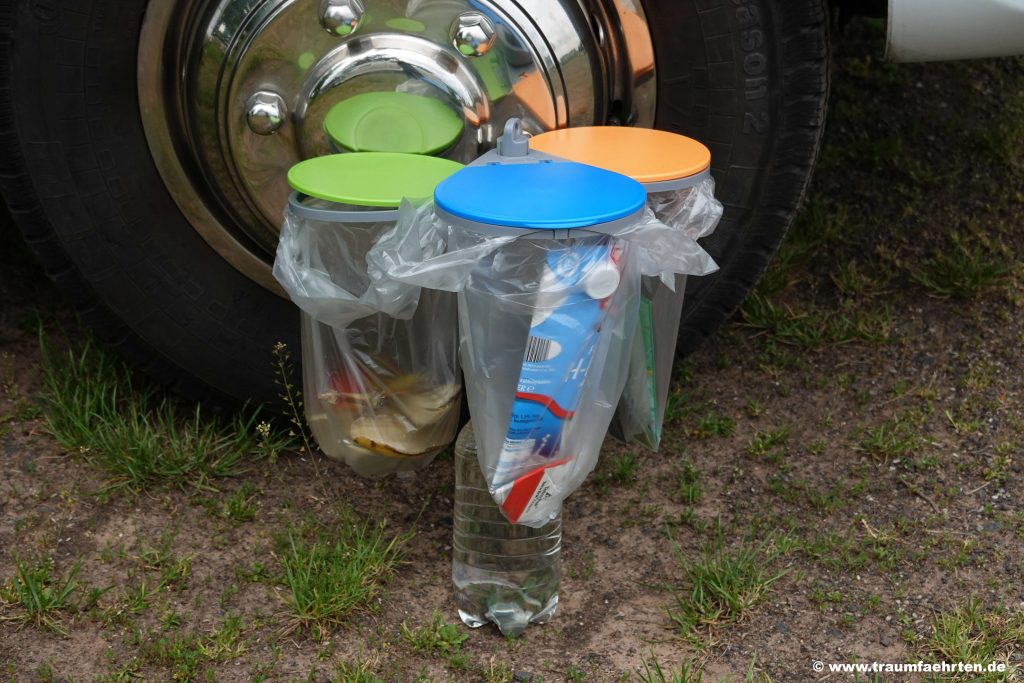 Resty Mülltrenner im Praxistest