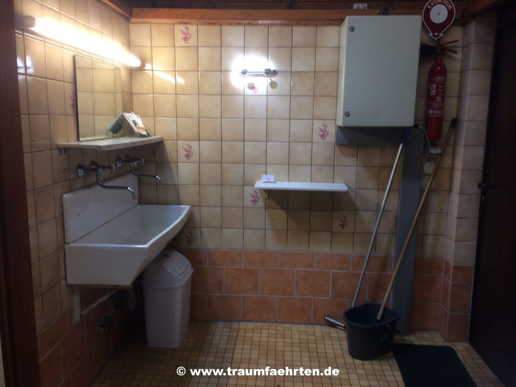 Sanitäranlagen Camping Wingen-sur-Moder