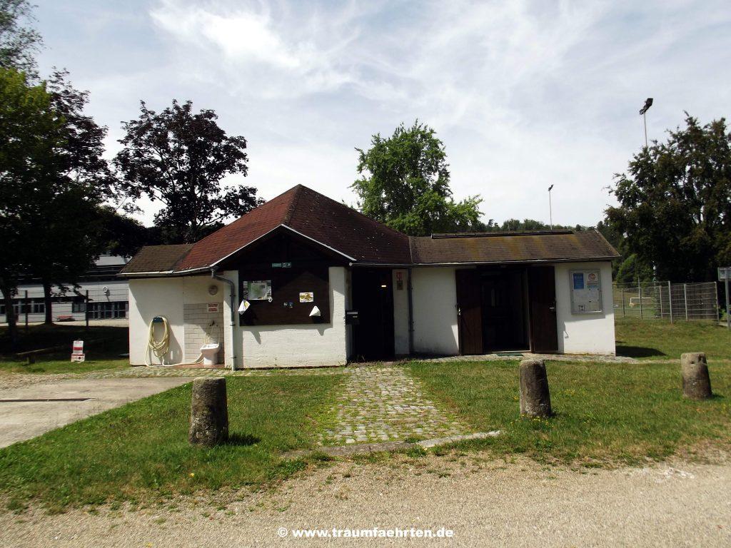 Sanitäranlange Camping Wingen-sur-Moder