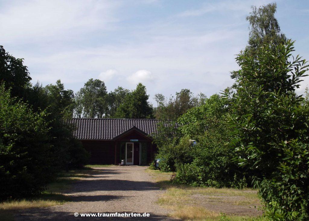 Sanitärgebäude Camping De Wielewaal