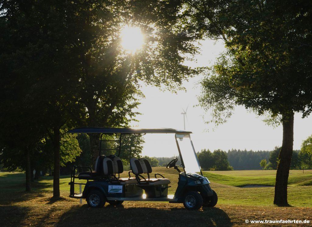 Golfcaddy Golfclub Gut Sansenhof