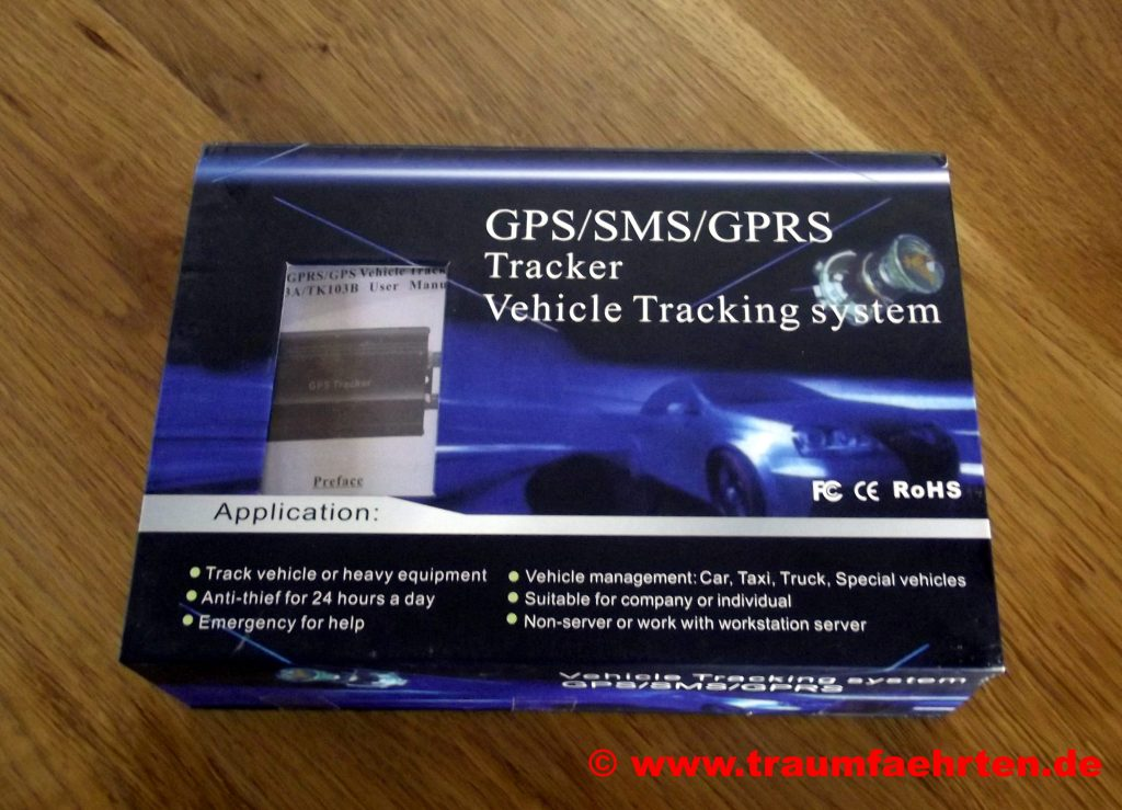 Wohnmobil GPS-Tracker