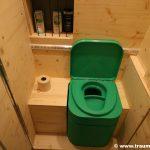 Trenntoilette im Wohnmobil - Vorteile und Nachteile
