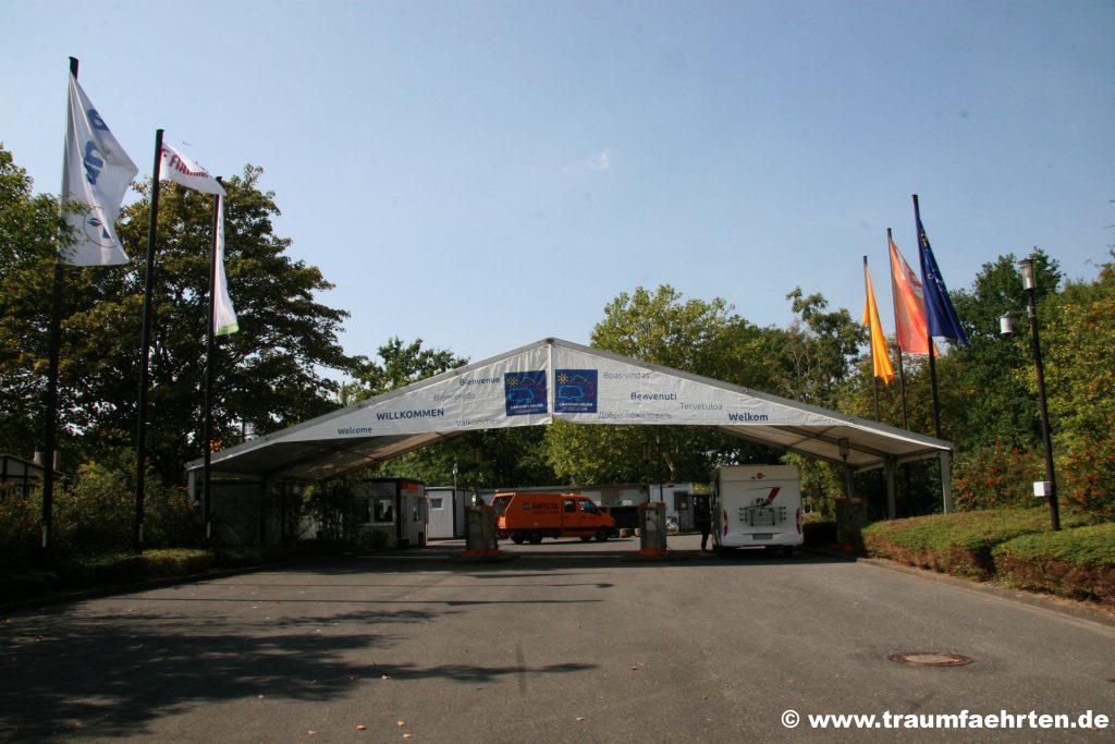Caravan Center Düssedorf Ver- und Entsorgungsstation