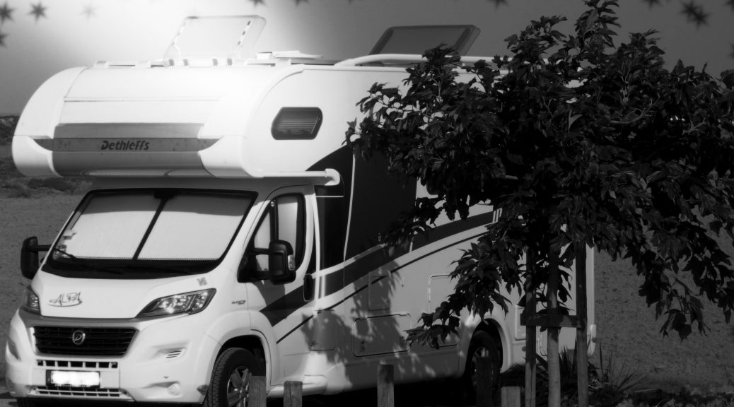Hochsensibel und Reisen - Mit dem Wohnmobil kein Problem