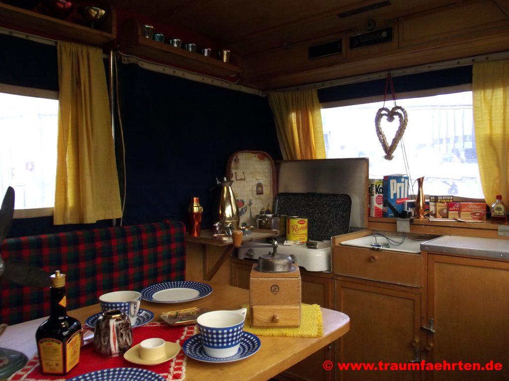 Wohnwagen Oldies Caravan Salon