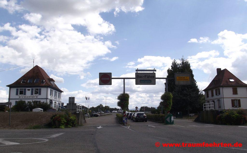 Wohnmobilstellplatz in Drusenheim