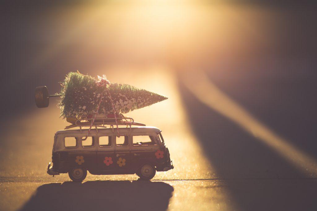 Eine Wohnmobil-Weihnachtsgeschichte