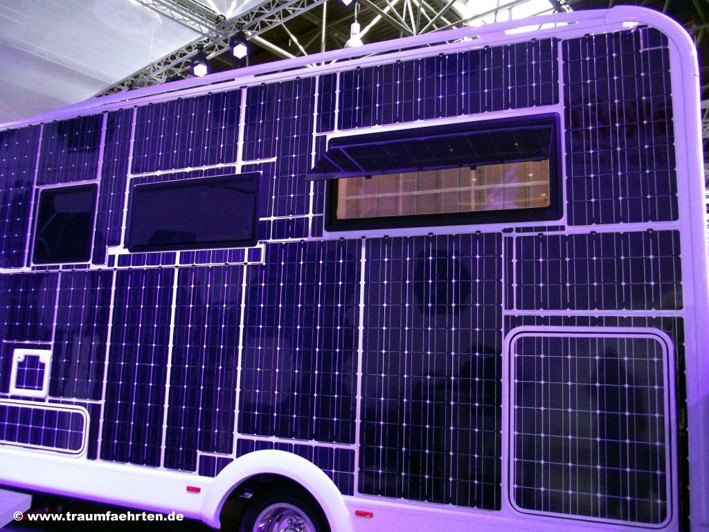 Wohnmobil und Nachhaltigkeit - Dethleffs